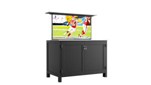 48″ Television Lift Cabinet