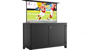 75″ Television Lift Cabinet